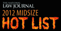 NLJ 2012 Midsize Hot List